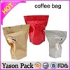 Yason jelly pouch transparent bags for candy aluminum foil bags heat sealing