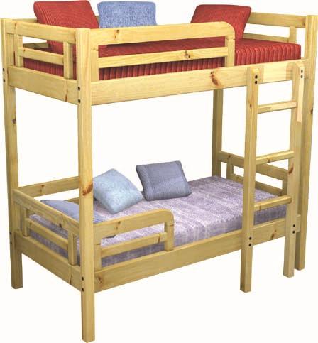 los nios de madera slida muebles litera ecolgico barato literas cama doble cubierta de madera para