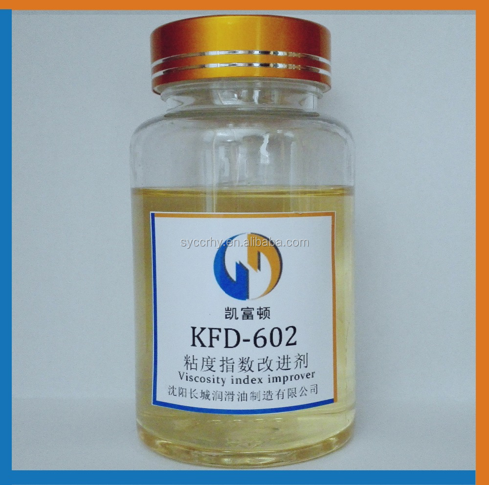 KFD-602 Double effect lubricant oil additives viscosity index improver