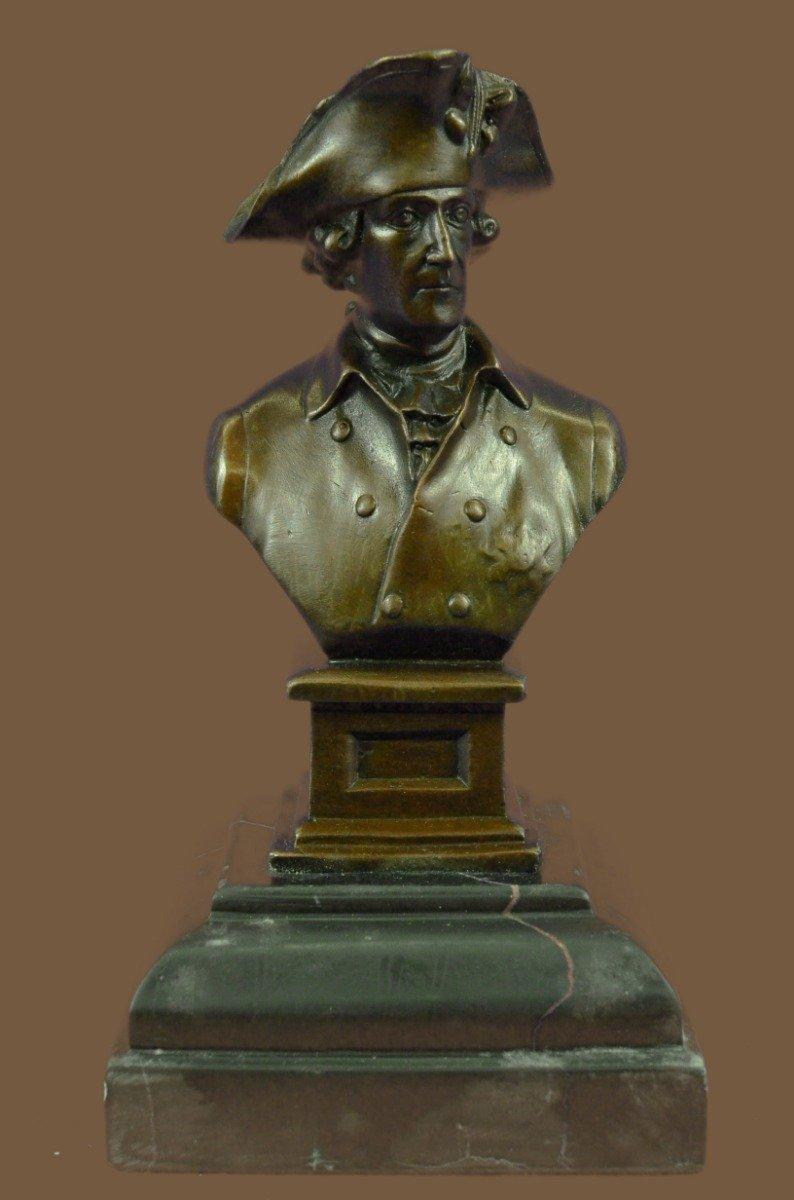 ...Handmade...European Bronze Sculpture Signed Original Milo France Napoleon Military (1X-DS-303) Bronze Sculpture Statues Figurine Nude Office & Home Décor Collectibles Sale Deal Gifts