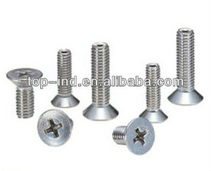 Flat Head Stove Bolt