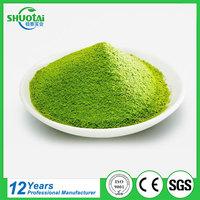 High grade benefit slimming free sample instant organic matcha green tea powder