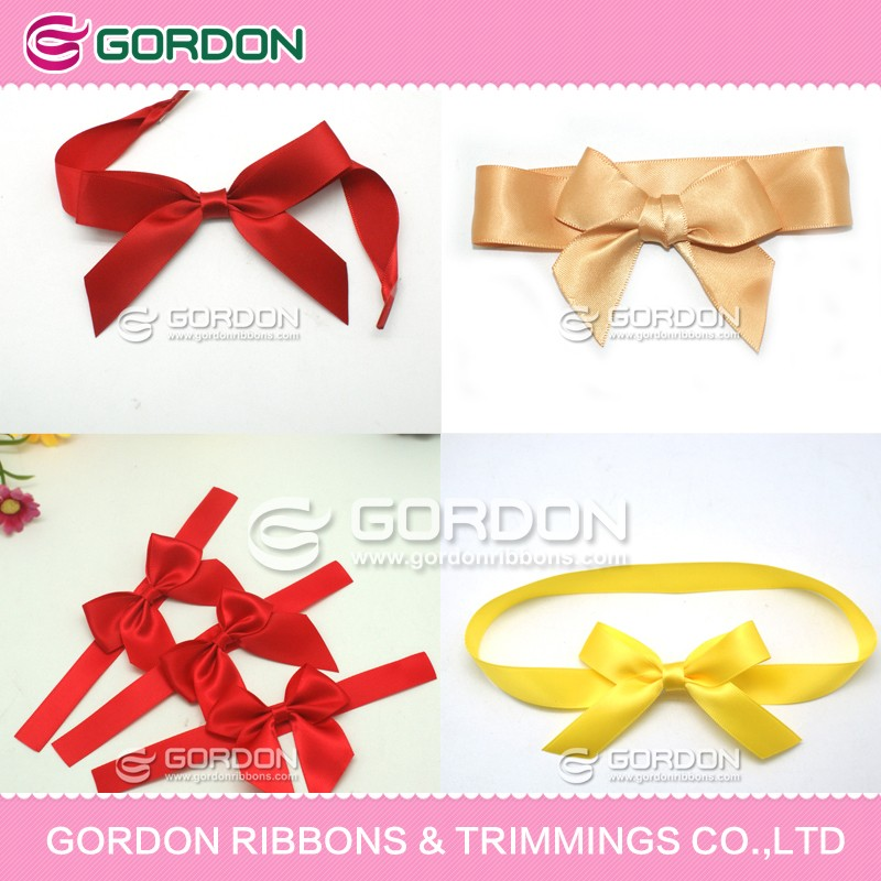 mini bow ties craft 2017 new ribbon bow