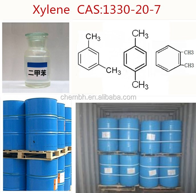 big discount price 99% Mixed xylene 1330-20-7 for Industrial and Medicine and Agriculture Grade