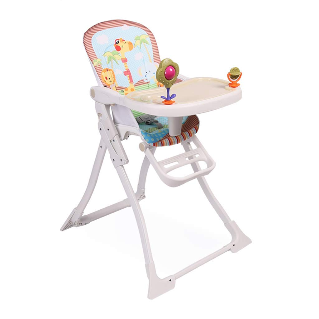 1a39013e9a6 Get Quotations · Snack Booster Seat Dining Chair Multi-Function Foldable Eating  seat Baby Learning Chair Portable Table