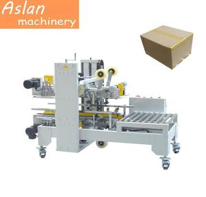 a16b822bd34 Automatic carton corner t sealing machine Automatic Pneumatic Adhesive Carton  Corner Sealer