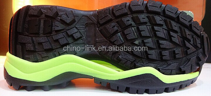Top quality Cheap shoes outsole tpr material
