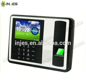 INJES Low Price LCD Screen TCP/IP Zem800 Fingerprint Scanner Time And Attendance (MYA7)