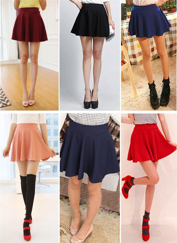 Mini Flare Skirt Redskirtz