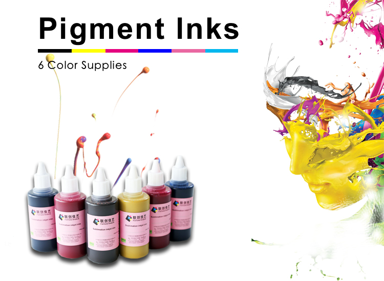 China Wholesale High Quality Water Proof Pigment Ink For Epson R210 R230 R310 R250 R350 R510 Printer