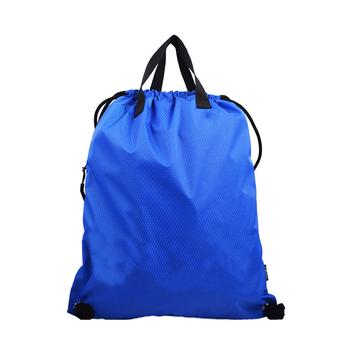 Amazon fashion men gym sack bag waterproof foldable drawstring backpack  with custom logo c9199dd392