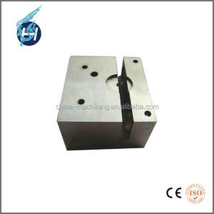 Precision metal cnc machining gas water heater spare parts