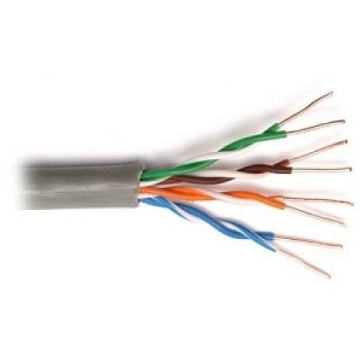 High quality 24 awg cat5e 4mm electrical cable price with UL, CE, RoHs