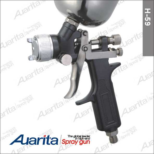 Excellent Atomization spray gun H-59