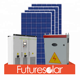 Futuresolar electric energy plants smart 400kw easy commercial ongrid solar panel system 300kw