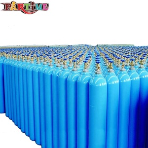 Factory Price Wholesale 40L 50L N2O Cylinder Filled 99.9% 99.999% Medical Food Grade Laughing Gas Nitrous Oxide