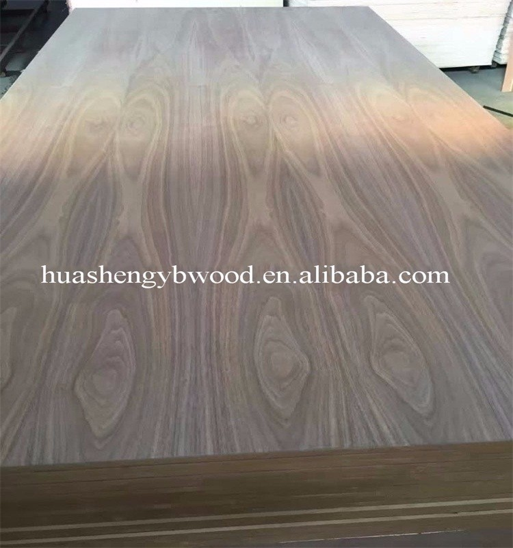 5mm natural red oak veneer faced mdf sheet for furniture