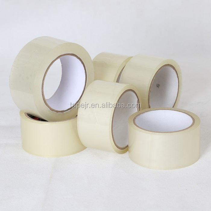 "clear shipping packing tape,acrylic adhesive tape 2"" x 55 yds 1.8 mil,USA"