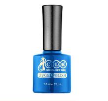 Free Shipping Hot Sale Color 1000 Metallic Top Coat and Natural Nail Builder Gel Nail Polish