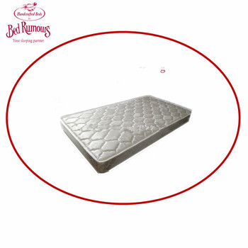 Hot koop supermarkt kind matras kleine size matras bonnel voorjaar cot matras