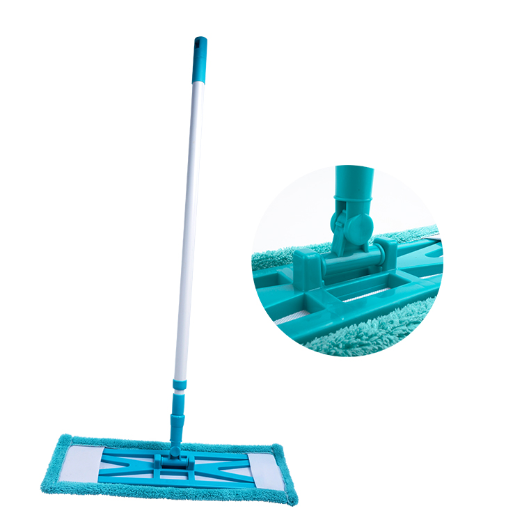Hot kitchen accessory floor useful telescoping flat cleaning mop new product imaginative manufacturer responsible supplier