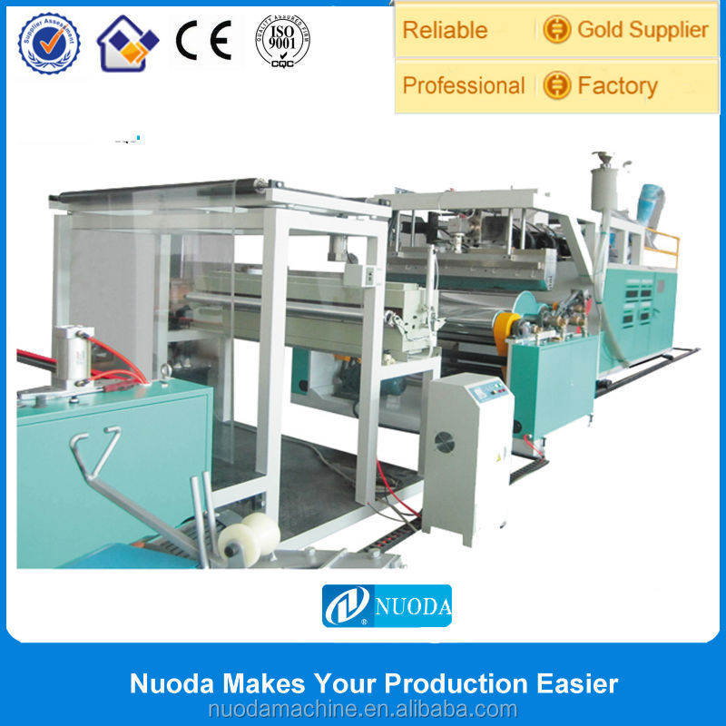 Crystal EVA Film Production Line for Fishing Bags Making