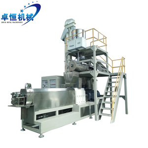 Hot Sale Fish Feed Machine Floating Fish Feed Extruder