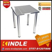 luxury small 2012 hot-sale modern plywood mfc excutive table with hardware office desk for sale