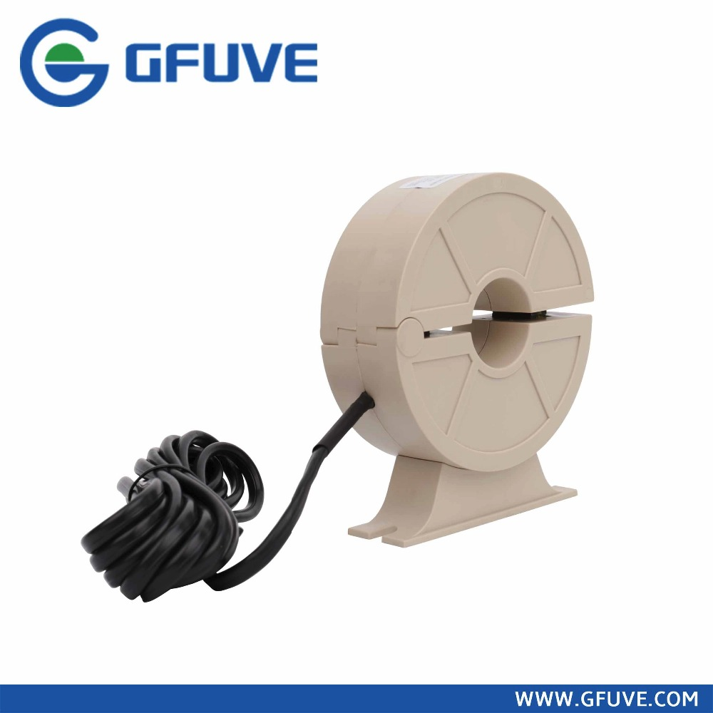 200 5a Indoor Clamp on Split Core Current Transformer ct