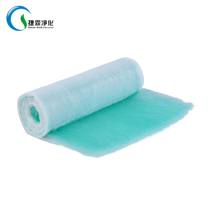 Wholesale price Fiberglass 3m paint stop green filter