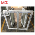 High quality upvc window made in china guangzhou