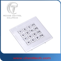 IP68 waterproof phone keypad 4x4