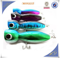 WDL035 110G/150MM,155G/170MM china wholesale alibaba fishing lure component mould big wooden popper lure