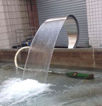 Water Curtain For Swimming Pool And Spa Swimming Pool Fountain Nozzles Buy Swimming Pool