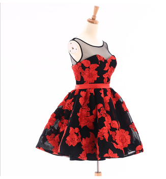2d04c4e264d RSM66254 new short dresses party designs sweetheart elegant short red evening  dress