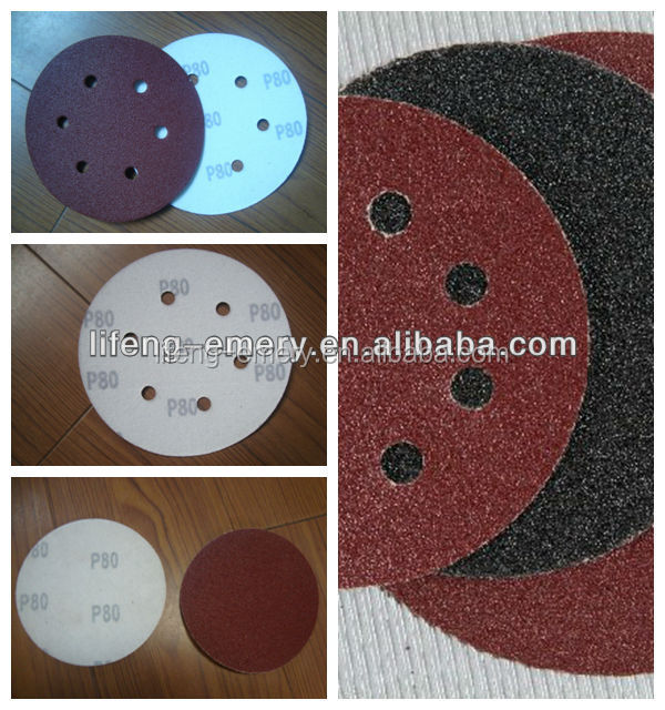 polishing disc sandpaper