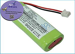 vintrons 300mAh Battery For Dogtra 1100NC receiver, BP-12RT transmitter,