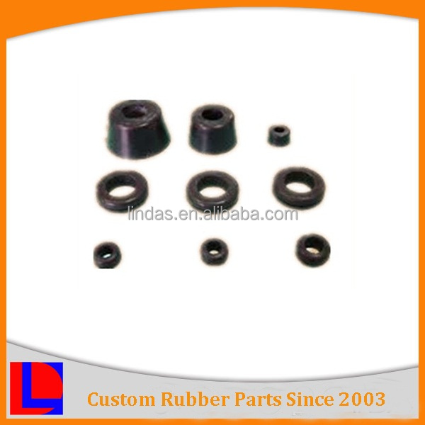 custom high quality and best price small silicone rubber grommets