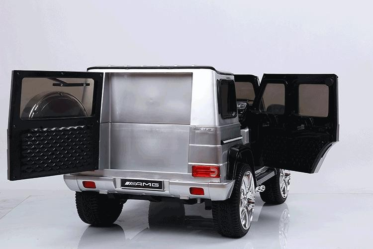 license mercedes benz g65 remote control baby electric car kids battery powered mp3 24g