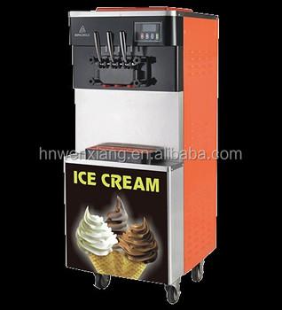 Bql-838 Soft Ice Cream Maker Soft Ice Cream Machine