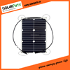 sun power solar flexible panel Low Price portablesolar panel 12V DC power supply for RV Streee Lights Home Use