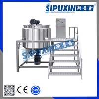 Sipuxin single tank paint mixing machine oil blending plants stainless steel price