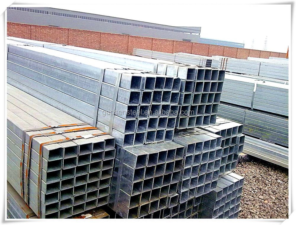 Square steel pipe and rectangular tube for Oil & Gas Pipeline