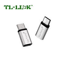 Micro USB to Type-C Adapter OTG Converter support charging and data transfer For Android Mobile Phone
