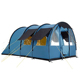 Divisible sleeping cabin 3 man waterproof outdoor camping tent tunnel family