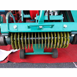 QG-500 Electric Or Gasoline Engine Concrete Road Groove Cutter Cutting Machine With 14Pcs Saw