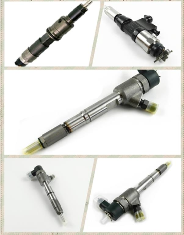 Diesel Cummins 6L engine Euro II fuel injector 3975929 for Dongfeng