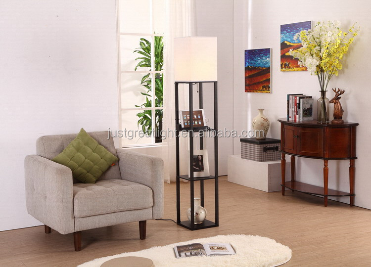 Special customized contemporary big size join frame floor lamp