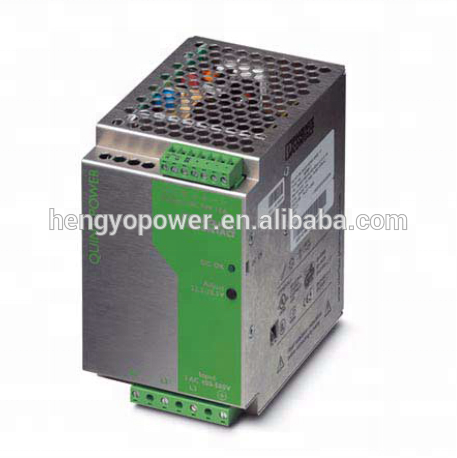 Phoenix Contact Power Supply 2938617 QUINT-PS-3X400-500AC/24DC/10