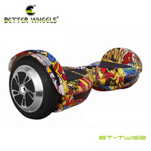 Balance Scooter] Dual Wheel Electrical Scooter Smart Electric Scooter Hoverboard
